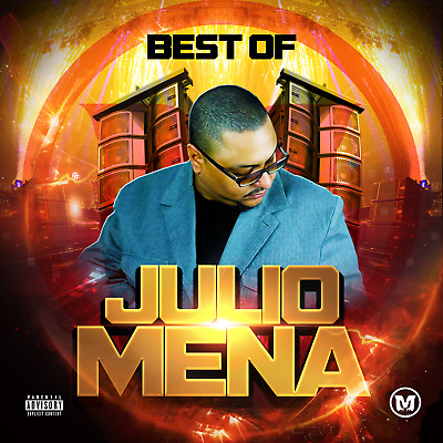 Julio Mena the Best of 2 CD Set Urban - Freestyle Collection Album