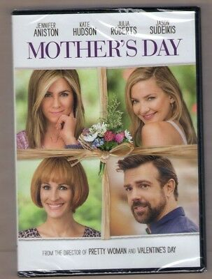 MOTHERS DAY new dvd JENNIFER ANISTON KATE HUDSON JULIA ROBERTS BRITT ROBERTSON