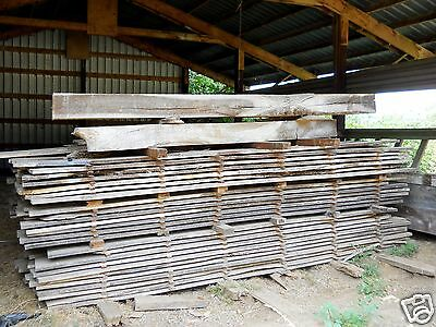 Huge Lot Rustic Live Edge - Milled White Oak Wood Furniture Slab - Beams 2000 Ft