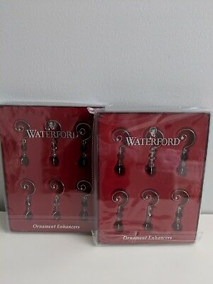 Waterford Jeweled Ornament Enhancers