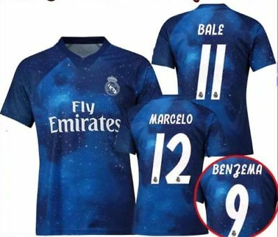 2018 2019 Real Madrid camiseta futbol 233ed974e1a8e