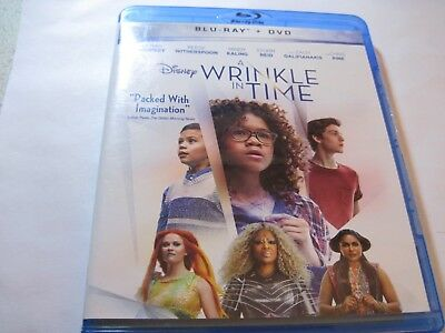 A Wrinkle in Time Blu-Ray 2018