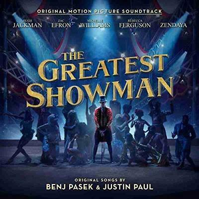 The Greatest Showman Original Motion Picture Soundtrack New CD Free Shipping