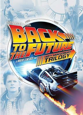 Brand New Back to the Future Trilogy DVD 2015 5-Disc Set Sealed