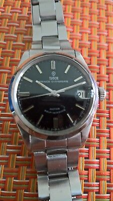 Vintage Tudor by Rolex Prince Oysterdate Automatic - Small Rose