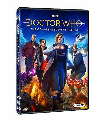 Doctor Who Season 11DVD3-Disc Setbrand new