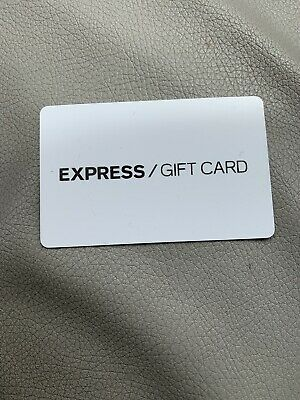 EXPRESS GIFT CARD 50 FREE SHIPPING WITH TRACKING