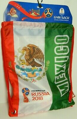BLOWOUT   - MEXICO 2018 FIFA World Cup  Gym Sack Bag