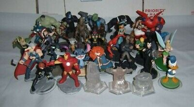 Disney Infinity 2-0 Figures Character Pick Finish Your Set Lot Buy 4 Get 1 Free