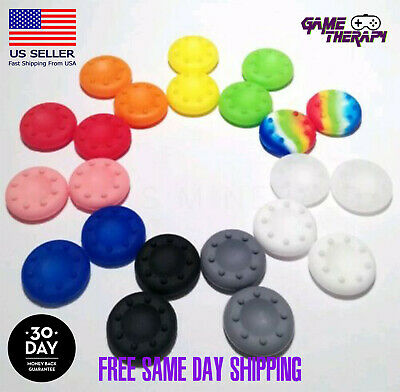 4X Controller Joystick Thumbstick Cover Cap Grips  PS2 PS3 PS4 Xbox 360 Xbox one