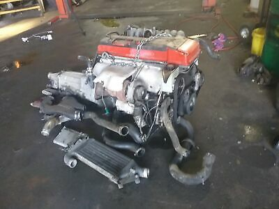 FORD FALCON BA XR6 TURBO ENGINE / MOTOR 4 SPEED AUTO TRANS COMPLETE  CONVERSION
