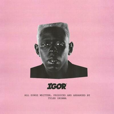 Tyler The Creator IGOR Mixtape Official CD Rap Trap Hip Hop