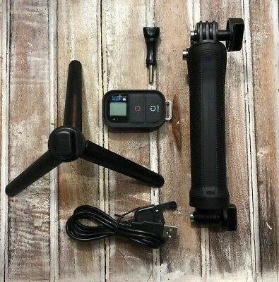 Bundle GoPro Smart Remote plus Gemi 3-Way Arm Grip Tripod
