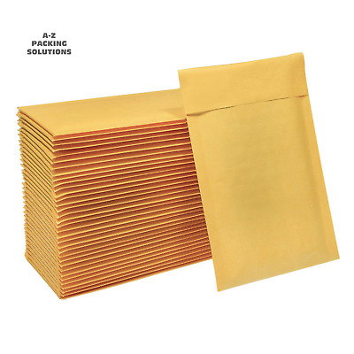 4x7 Bubble Mailer Padded Shipping Envelopes Strip N Seal