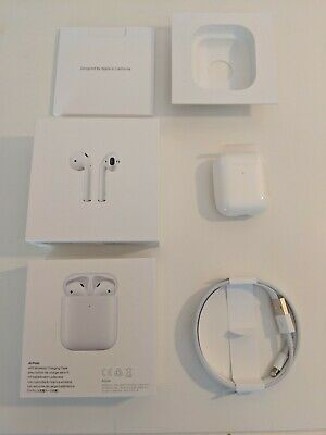 Apple AirPods 2nd Generation Wireless Charging Case ONLY NO AIRPODS - A1938