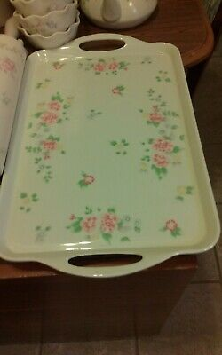 Pfaltzgraff Large Melamine Handled Tray - New With Tags