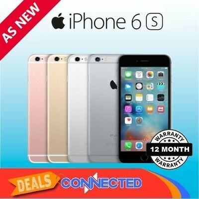 Apple iPhone 6S Plus 16GB 32GB 64GB 128GB Smartphone 4G Unlocked