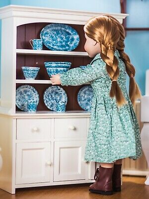 Queens Treasures 18 Doll KITCHEN CUPBOARD HUTCH  For American Girl Furniture