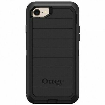 New OtterBox Defender PRO For iPhone 7 - iPhone 8 Case - No Clip -Black