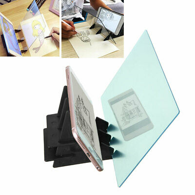 Art Sketch Tracing Drawing Board Optical Drawing Projector Painting Reflection