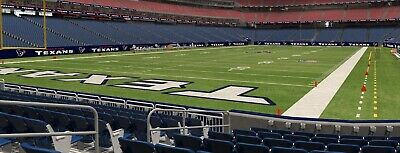 HOUSTON TEXANS vs Tennessee Titans - 122919 Lower Section 114