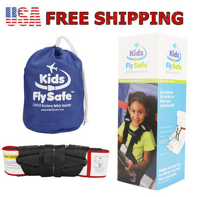 CARES Child Airplane Travel Harness-Cares Safety Restraint System - FAA Approved