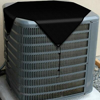 Winter Premium Sturdy Air Conditioner Mesh Cover for Outside Units AC Top Cover