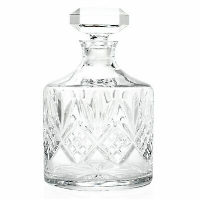 Waterford Crystal Heritage 16 oz Decanter w Gem Stopper