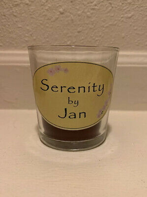 Serenity By Jan Candle THE OFFICE Jan Levinson Michael Scott Dunder Mifflin