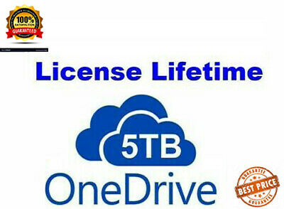 Onedrive 5 TB lifetime account - Fast delivery