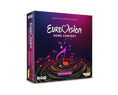 Eurovision Song Contest - The Boardgame - Brand New - Get ready for ESC 2020