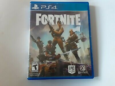 Fortnite Sony PlayStation 4 2017 Physical Copy Game Disc - PS4