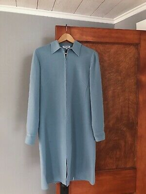 Mila Schon Double Face Wool Made In Italy Dress Kate Middleton