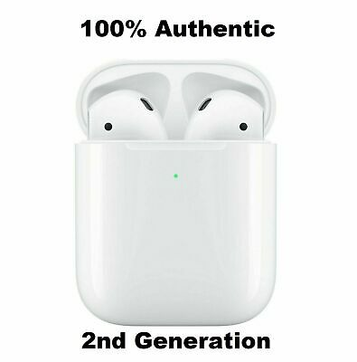 Apple AirPods 2nd Generation with Wireless Charging Case MRXJ2AMA