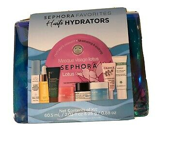 Sephora Favorites HAUTE HYDRATORS - Sold Out NewSealed 9 Piece