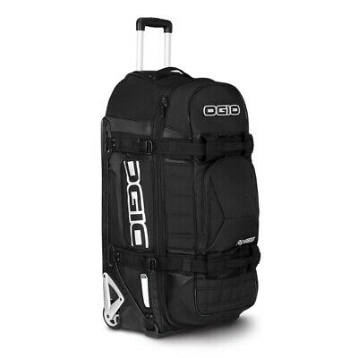 OGIO RIG 9800 WHEELED ROLLING GEAR BAG SUITCASELUGGAGE -NEW 2020- BLACK
