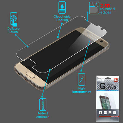 For Samsung Galaxy S6 G920 Galaxy S7 G930 Tempered Glass Screen Protector