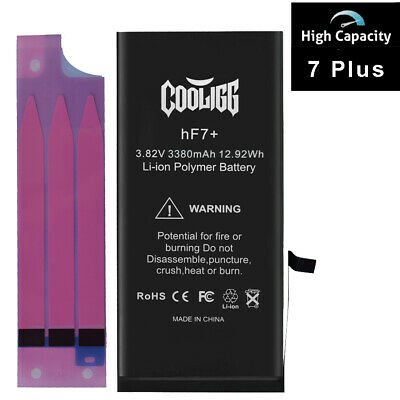 High Capacity 3380mAh Battery Replacement For Apple iPhone 7 Plus