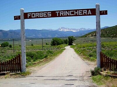 COLORADO RANCH 11- ACRE AWESOME VIEW LOT