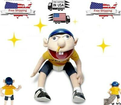 Ships From USA Fast JEFFY PUPPET - Original Authentic - Super Mario Logan -SML