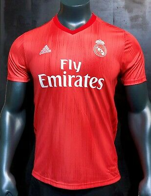Real Madrid Parley Coral Alternate Jersey