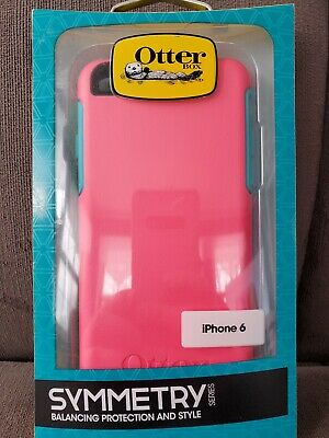 OEM Otterbox Symmetry Case Cover For Apple iPhone 6 Verizon AT-T Sprint