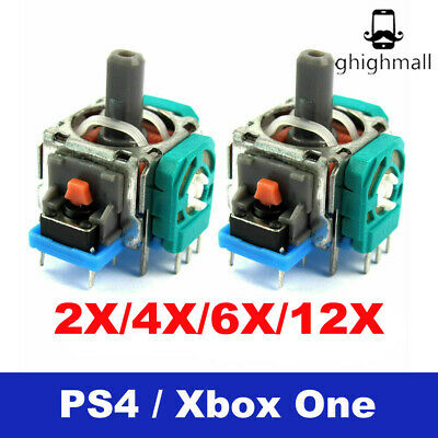 OEM Analog Stick Joystick Replacement For PS4 Dualshock 4  XBox One  Controller