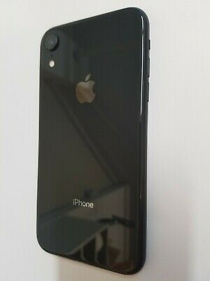 Original Gray Product Apple iPhone XR A1984 Main Frame Housing Replacement Back