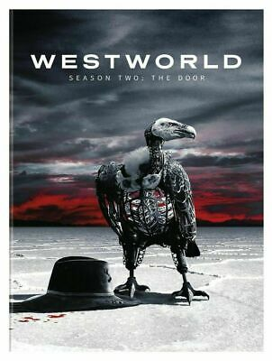 Westworld The Complete Second Season 2 DVD Box Set New