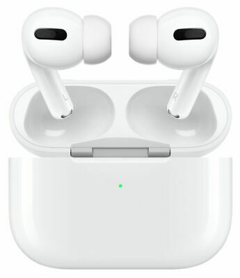 Genuine Apple AirPods Pro White w Charging Case MWP22AMA Brand New SEALED Box