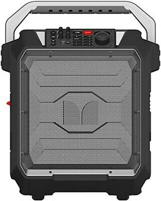 Monster Portable Bluetooth Speaker IndoorOutdoor Rockin Roller ChargeWith Mic
