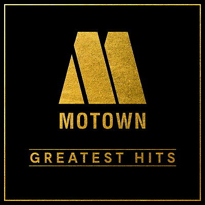MOTOWN  60 Greatest Hits  New 3-CD Boxset  All Original Hits  NEW