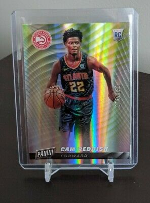 CAM REDDISH 2019 Panini Cyber Monday FOIL RC Silver Wave Rookie SP 199