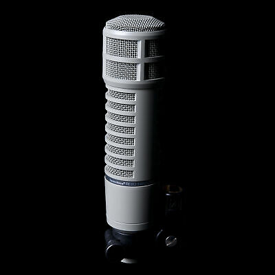 ElectroVoice RE20 RE-20 Broadcast Microphone with Case